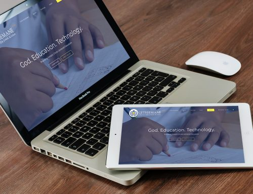 Gethsemane Christian SDA Jr Academy Launches New Website